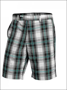 Bermudas Shorts Checks | Coat Pant