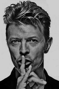 bowie , grew up with this guy