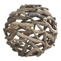 DIY - Design Megillah: Twig Ball