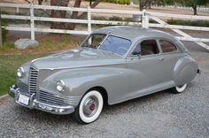 1947 Packard Custom Super Clipper, Club Sedan
