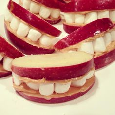 Halloween treat ideas - chattering teeth