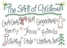 stitch christma, christma creat