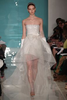 Brides: Spring 2013 Wedding Dress Trends | Wedding Dresses | Brides.com