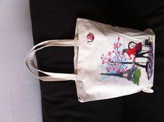 my Caudalie bag