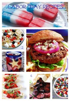 Labor Day party food ideas