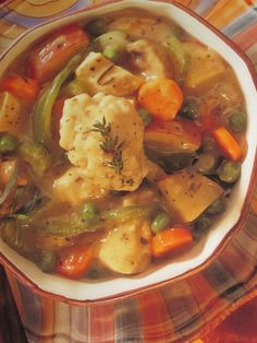 chicken stew  ultimate comfort food