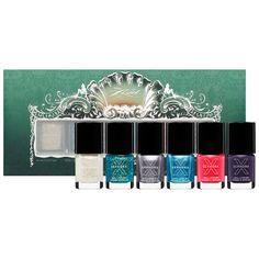 New at #Sephora: @Disney Ariel Whatcha-Nail-Callit 6 Piece Nail Set #Sephora #SephoraNailspotting #nails