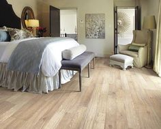"Laminate Flooring in style ""Reclaimed Collection Plus"" - by Shaw Floors"
