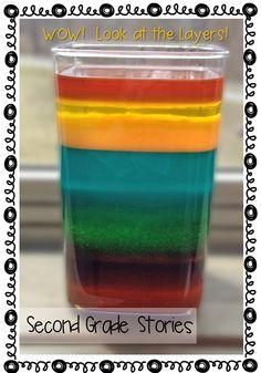 Second Grade Stories - liquids grade stori, second grade