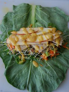 Vietnamese Sandwiches with Tempura Sweet Potato and Avocado (Vegan ...