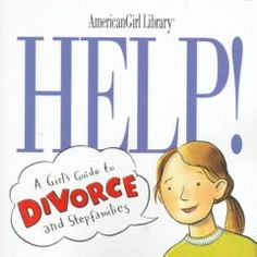 Answers letters from girls dealing with various aspects of divorce, remarriage, and stepfamilies. Includes tips, quizzes, and advice. book, help deal, girl deal, divorc, answer letter