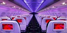 Traveling Anywhere on Virgin America