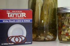 Tattler lids- BPA free