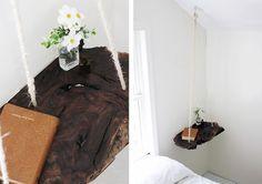 DIY : hanging table