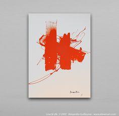 Art Abstrait, Peinture Abstrait by abstrait art abstrait peinture abstraite, via Flickr