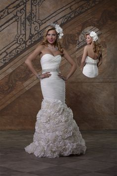 Forever Yours Bridals Style 4917
