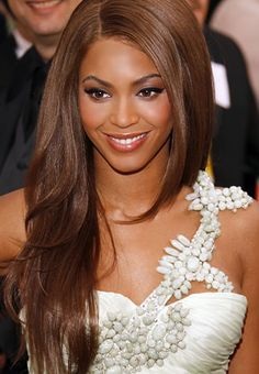 Beyonce-love this hair color