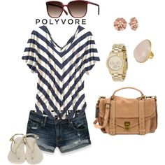 polyvore rocks