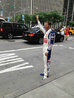 Dale Jr, Jr 88 Rules, Today Show, NYC, 7/25/13