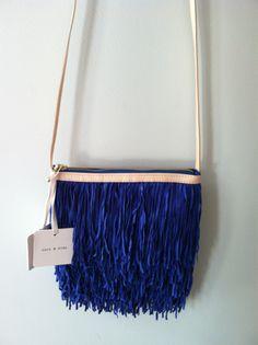 fringed bag - yes!!