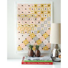 beautiful handcrafted tea towel by Avril Loreti