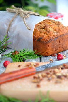Gluten-Free Pumpkin Pecan Bread #glutenfree