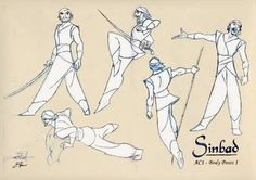 Cartoon sketches on Pinterest | Walt Disney, Looney Tunes ...