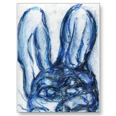 Seeking Figure in Blue By Luminosity     From An Artists Pornography  http://amzn.com/B008MCSLWW
