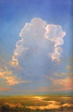 Prayers From Underground II  30x40 oil on canvas
