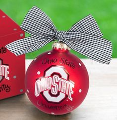Hey, I found this really awesome Etsy listing at https://www.etsy.com/listing/195004846/ohio-state-logo-ornament