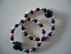"Queasy Beads Motion Sickness Bracelets in ""Beautiful Nightfall"" by QueasyBeads, $19.95"