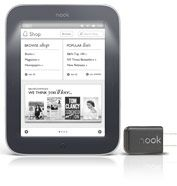 NOOK Simple Touch with GlowLight screen protector