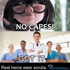 #nurses #doctors #scrubs #medicine #humor