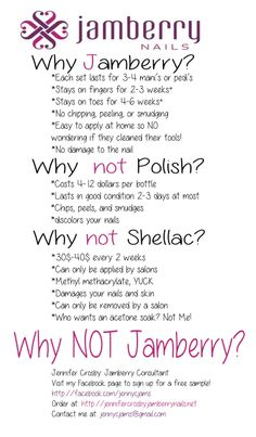 Everything is easier with Jamberry! Order with me at: jennifercrosby.jamberrynails.net