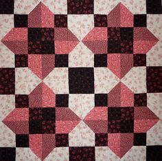 Diary of a Quilter - a quilt blog: Easy Fat Quarter Bag