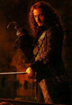 """Jason Isaacs as Captain Hook in """"Peter Pan"""""""