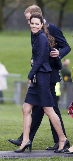 Duchess Kate: Kate Loves: Pre-Wedding Engagements