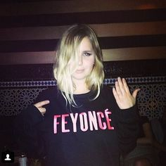 Cute FEYONCÉ bride to be sweatshirt