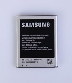 Samsung Galaxy S3 SIII Li-ion Spare Backup Battery Extended 2100mAh EB-L1G6LLA $7.35 (save $39.25)