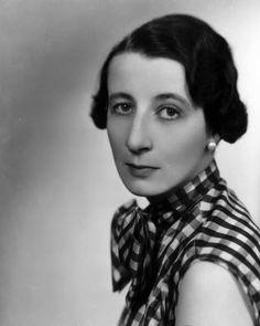 Josephine Tey, novelist. Real name Elizabeth Mackintosh. As a playwright she used the name Gordon Daviot.