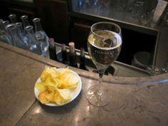Popcorn with Chardonnay, PBJ with Shiraz - snack wine pairings