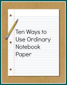 pencil, billi frank, frank alexand, ordinari notebook, notebooks, homeschool, papers, blog, notebook paper