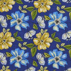Upholstery Fabric K2331 Orange Outdoor/Indoor, Marine Fabric, Tarp, Denim/Duck/Twill, Print