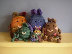 Homespun Monsters by Frankie Brown