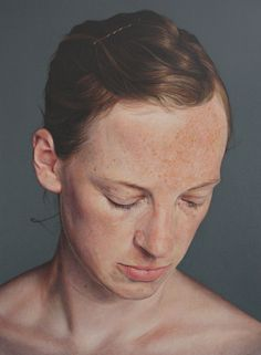 Hyperrealist approach - Drawing and painting by London-based artist Alan Coulson