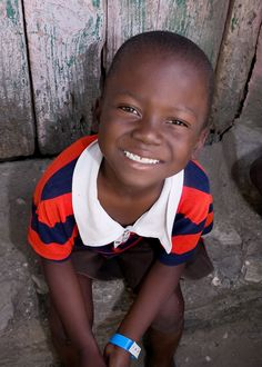 Chansolme, Haiti (we truly believe that the Haitian children are the most beautiful in the whole world).