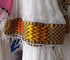 Netela – Ethiopian Shawl   Cultural Ethiopian clothing   Ethiopian outfits   Ethiopian fashion   Ethiopia clothing