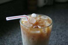 Iced coffee-(small batch) This is good. Really good.