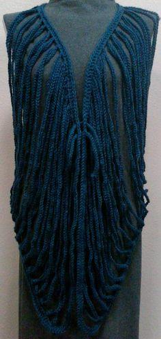 Crochet Vest/Wrap