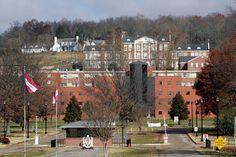 "Alabama A & M University, ""The Hill"""